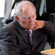 Muss sich gedulden: Bundesfinanzminister Wolfgang Schäuble drängt auf eine rasche Entscheidung des Bundesverfassungsgerichts.