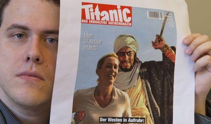 Muss das sein, fragen sich viele, Chefredakteur Leo Fischer findet, unbedingt. (Foto)