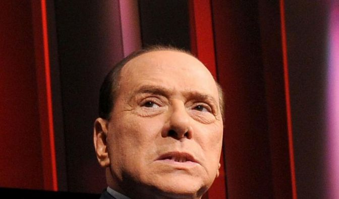 Muss Silvio Berlusconi ins Gefängnis? (Foto)