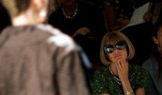 Muss «Vogue»-Chefin Anna Wintour gehen? (Foto)