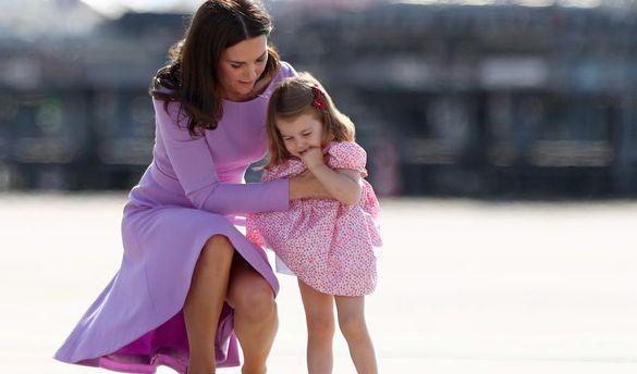 Muss das sein? Diesen Ärger hat sie wegen Prinzessin Charlotte (2) (Foto)