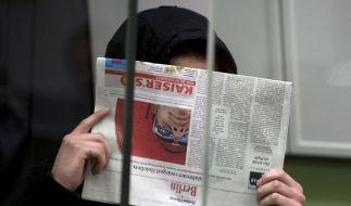 Mutmaßliche U-Bahn-Schläger vor Gericht (Foto)