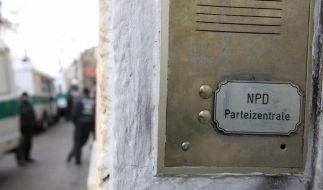 Mutmaßlicher Terrorhelfer war NPD-Funktionär (Foto)