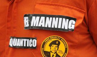 Mutmaßlicher Wikileaks-Informant Manning vor Gericht (Foto)