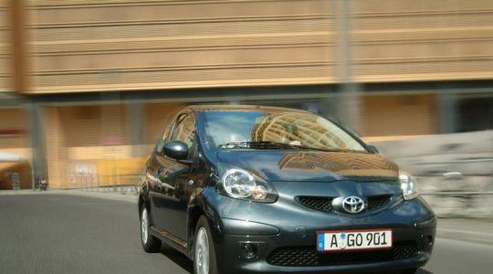 Mysteriöses Trio: Citroën C1, Toyota Aygo und Peugeot 107 (Foto)