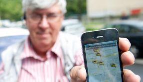 «myTaxi»-App: Konkurrenz für Taxizentralen? (Foto)