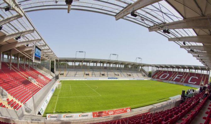 Mythos in neuem Gewand: Offenbach weiht Stadion ein (Foto)