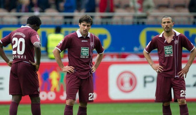 Nach 1:2: FCK plant Neuanfang in der 2. Liga (Foto)