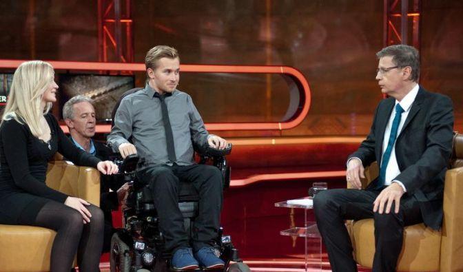 Nach 30 Talkshows: Wie läuft's bei «Günther Jauch»? (Foto)