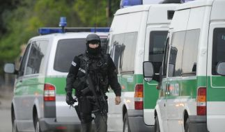 Nach dem Amok-Alarm herrschte stundenlanger Nervenkrieg in Memmingen. (Foto)