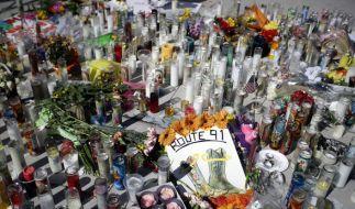 Nach dem brutalen Amoklauf in Las Vegas sucht die Polizei noch immer nach einem Motiv. (Foto)