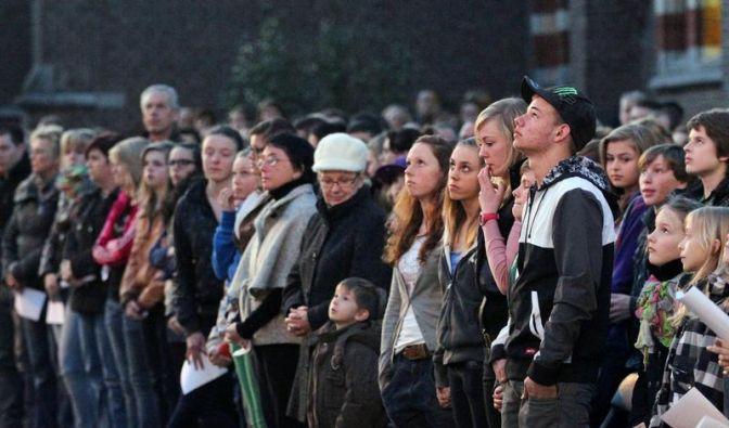 Nach Busunfall: Staatstrauer in Belgien (Foto)