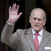 Wie geht es nach dem Rückzug von Prinz Philip weiter? (Foto)