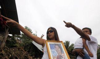 Nach Flut auf Philippinen: Zahl der Toten steigt (Foto)