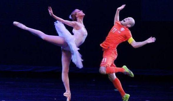 Nach dem Foulelfmeter im DFB Pokal Viertelfinale an Arjen Robben lacht das Netz. (Foto)