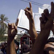 Nach den heutigen Freitagsgebeten werden wieder Unruhen wegen des Mohammed-Schmähfilms erwartet.