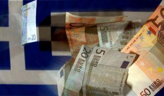 Nach monatelanger Hängepartie erhält Griechenland dringend benötigte Notkredite von den internationalen Geldgebern. (Foto)