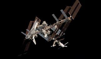 Nach ISS-Ende: Russland zu eigener Raumstation bereit (Foto)