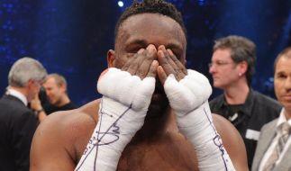 Nach Klitschko-Kampf: Chisora soll 100.000 Dollar Strafe zahlen (Foto)