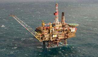 Nach Leck ein Ölteppich auf Nordsee (Foto)