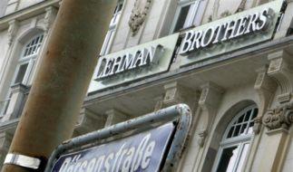 Nach der Lehman-Pleite haben bundesweit rund 40.000 Anleger ihr Geld verloren. (Foto)