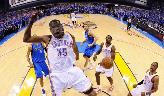 Nach NBA-Tarifeinigung: Kein Durant in Bayreuth (Foto)