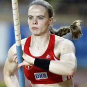 Nach ihrem vierten Platz in London will die deutsche Stabhochspringerin Silke Spiegelburg es noch einmal wissen. Ihre schärfste Konkurrentin im Finale ist...