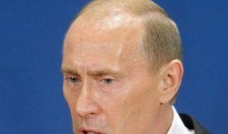 Nach Protest: Putin wirft Opposition Ziellosigkeit vor (Foto)