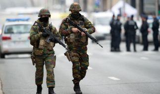 Nach den Terroranschlägen in Brüssel reagieren die TV-Sender mit Sondersendungen. (Foto)