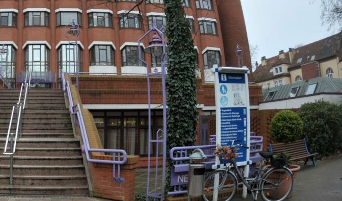 Nach Todesfällen: Frühchen-Intensivstation geräumt (Foto)