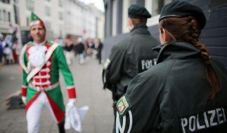 Nach den Übergriffen in der Silvesternacht arbeitet die Kölner Polizei an einem besonderen Sicherheitskonzept für Karneval. (Foto)