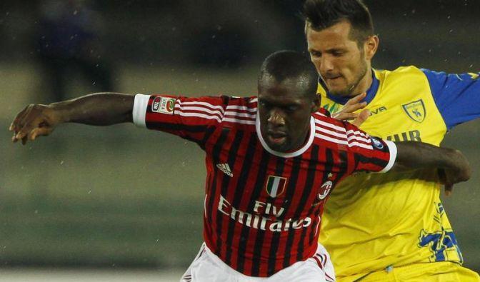 Nach zehn Jahren: Seedorf verlässt AC Mailand (Foto)