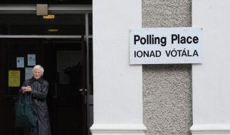 Nach der Zustimmung zum Fiskalpakt kann Irland auf weitere EU-Finanzspritzen hoffen. (Foto)