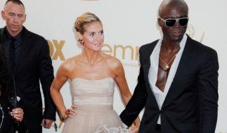 Nachdem Seal Heidi Klum mit Affären-Beschuldigungen in Verruf gebracht hat, will er nun doch in eine schnelle Scheidung einwilligen. (Foto)
