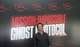 Nachfolger für «Mission»-Star Tom Cruise gesucht (Foto)