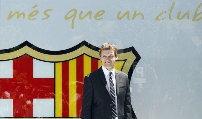 Nachfolger von Guardiola will Barças Abwehr verstärken (Foto)