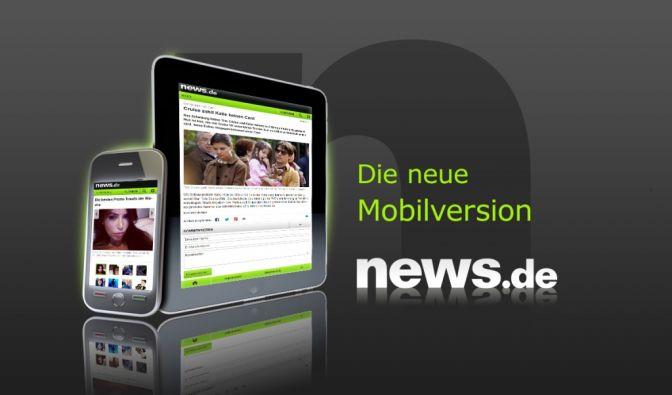 Nachrichten, Gewinnspiele, Videos - das und mehr gibt es jetzt noch schneller auf der mobilen Version von news.de. (Foto)