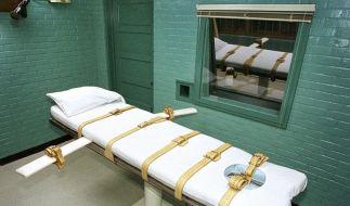Nachschub für Hinrichtungsgift in den USA stockt (Foto)