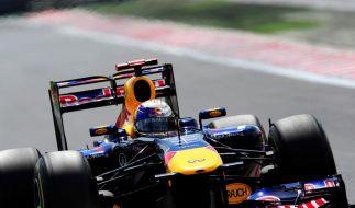 Nachtschicht belohnt: Vettel auf Startplatz eins (Foto)