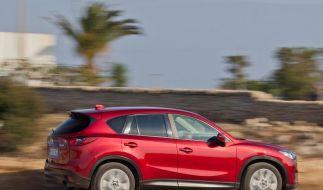 Nachzügler aus Nippon: Mazda CX-5 startet Ende April (Foto)