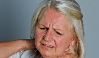 Nackenschmerzen (Foto)