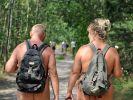 Nacktwandern (Foto)