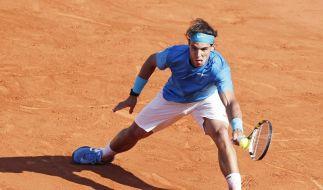 Nadal erneut im Halbfinale der French Open (Foto)