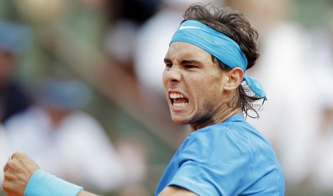 Nadal erreicht Finale der French Open (Foto)