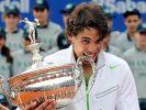 Nadal feiert als Zweitjüngster seinen 500. Sieg (Foto)