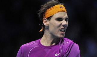 Nadal geht Federer im WM-Halbfinale aus dem Weg (Foto)