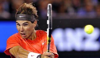 Nadal gibt Comeback im Davis Cup (Foto)