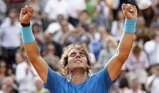 Nadal gibt Zusage für Turnier in Halle (Foto)