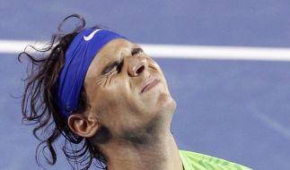 Nadal hat Hoffa-Krankheit - möglicher Davis-Cup-Start (Foto)