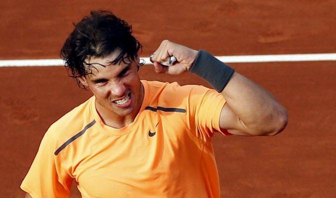 Nadal und Ferrer erneut im Finale von Barcelona (Foto)